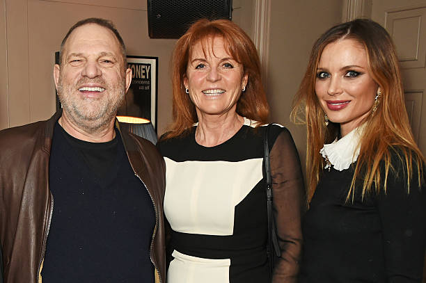 "Harvey Weinstein Hosts A VIP Screening Of ""Lion"" At Soho ..."