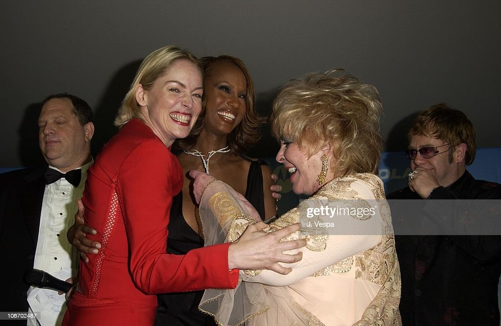 Cannes 2002 - amfAR's Cinema Against AIDS Gala sponsored by Motorola and
