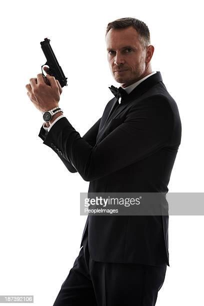 007 hat nicht auf ihn!