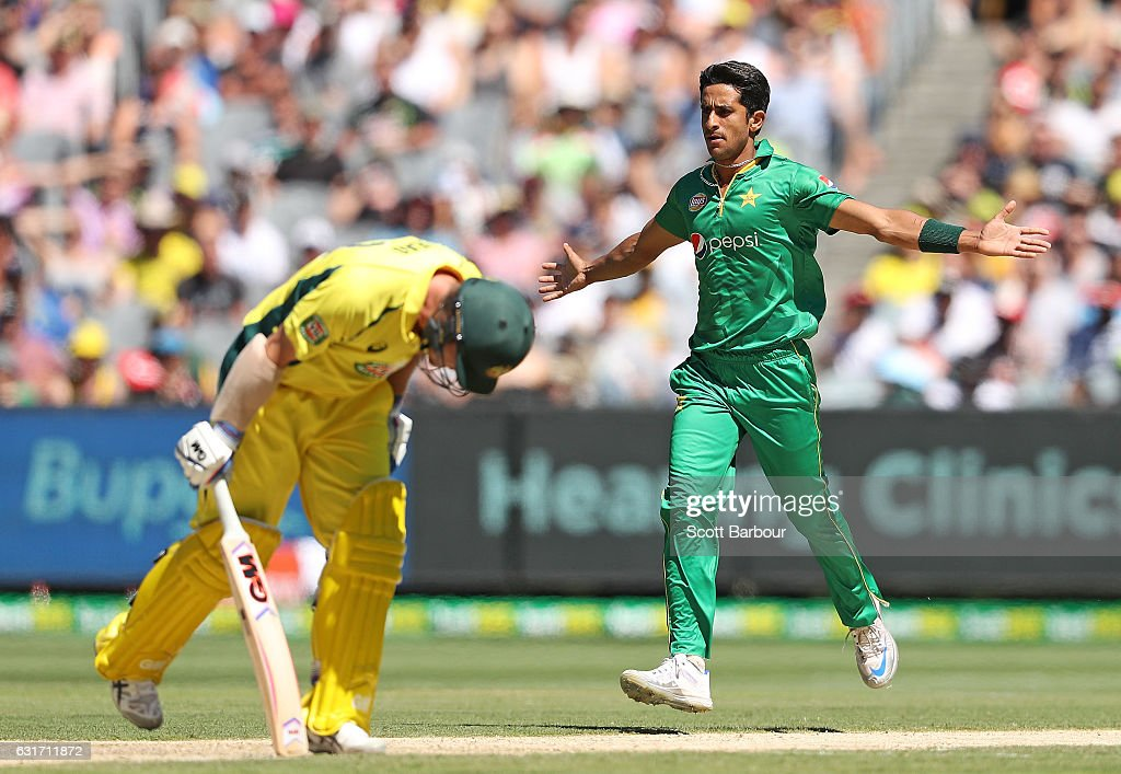 Australia v Pakistan - ODI Game 2