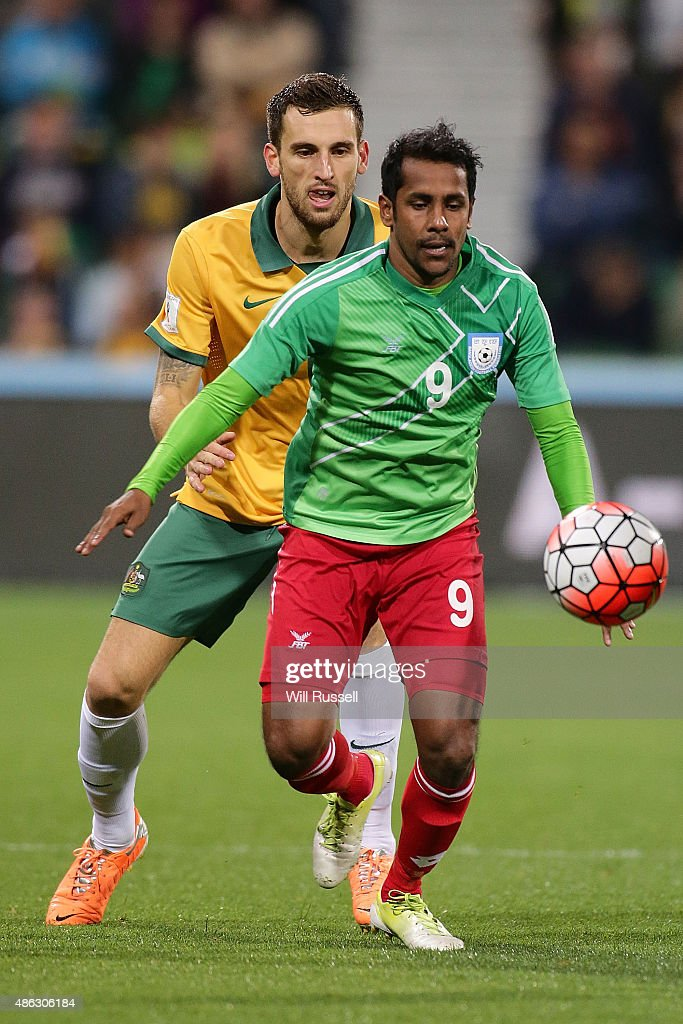 Australia v Bangladesh - 2018 FIFA World Cup Qualification : News Photo