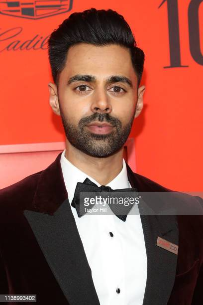 Hasan Minhaj attends the 2019 Time 100 Gala at Frederick P. Rose Hall, Jazz at Lincoln Center on April 23, 2019 in New York City.