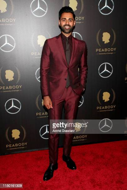 Hasan Minhaj attends the 78th Annual Peabody Awards Ceremony Sponsored By Mercedes-Benz at Cipriani Wall Street on May 18, 2019 in New York City.