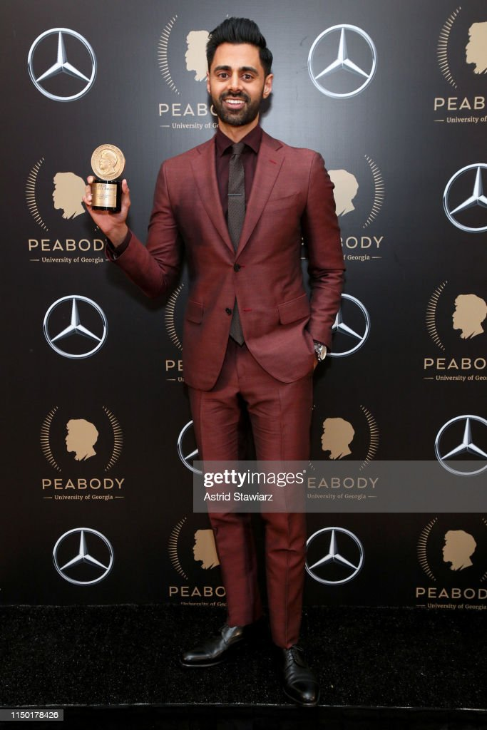 NY: 78th Annual Peabody Awards Ceremony Sponsored By Mercedes-Benz - Press Room