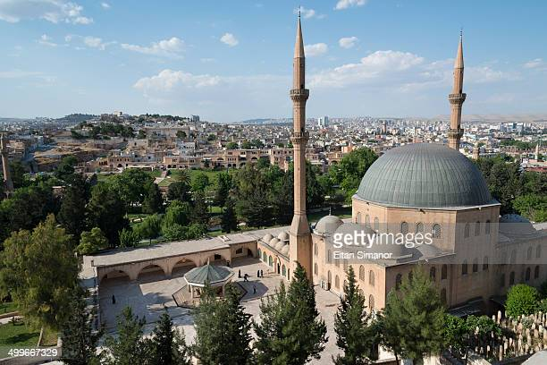 hasan padisah mosque. golbasi. sanliurfa, turkey. - şanlıurfa stock pictures, royalty-free photos & images