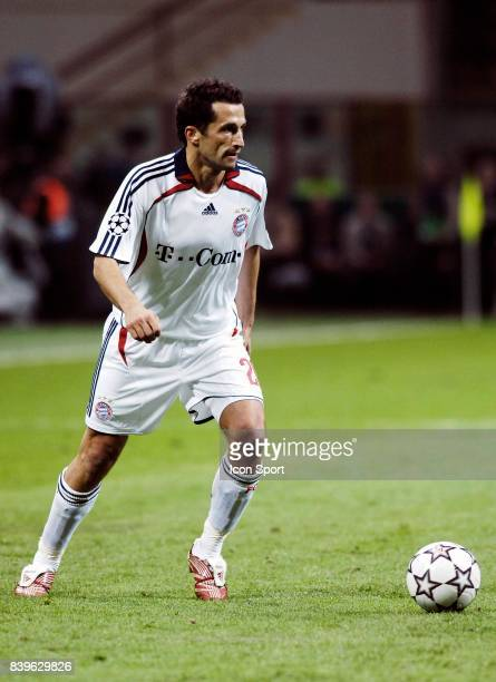 Hasan SALIHAMIDZIC Milan Ac / Bayern de Munich 1/4 de Finale Champions League