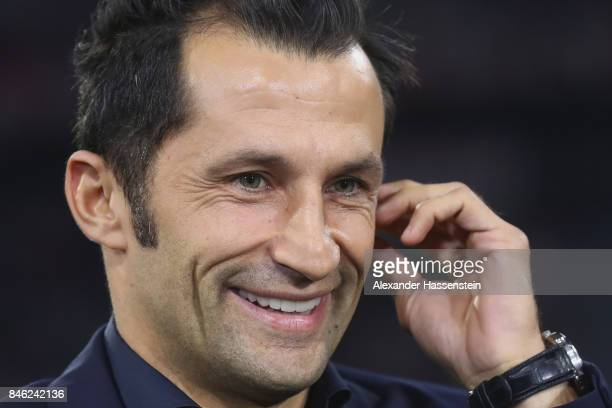Hasan Salihamidzic sport director of Muenchen looks on before the UEFA Champions League group B match between FC Bayern Muenchen and RSC Anderlecht...