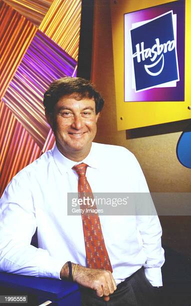 Hasbro Inc Chairman Alan G Hassenfeld is shown in this undated photo The company announced May 13 2003 the promotion of its president Alfred J...