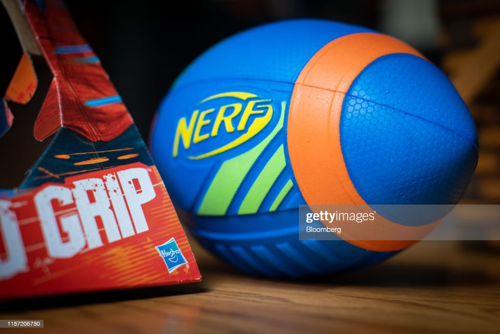 Image result for nerf football getty images