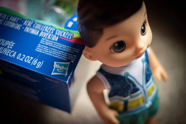GA: Hasbro Inc. Products Ahead Of Earnings Figures