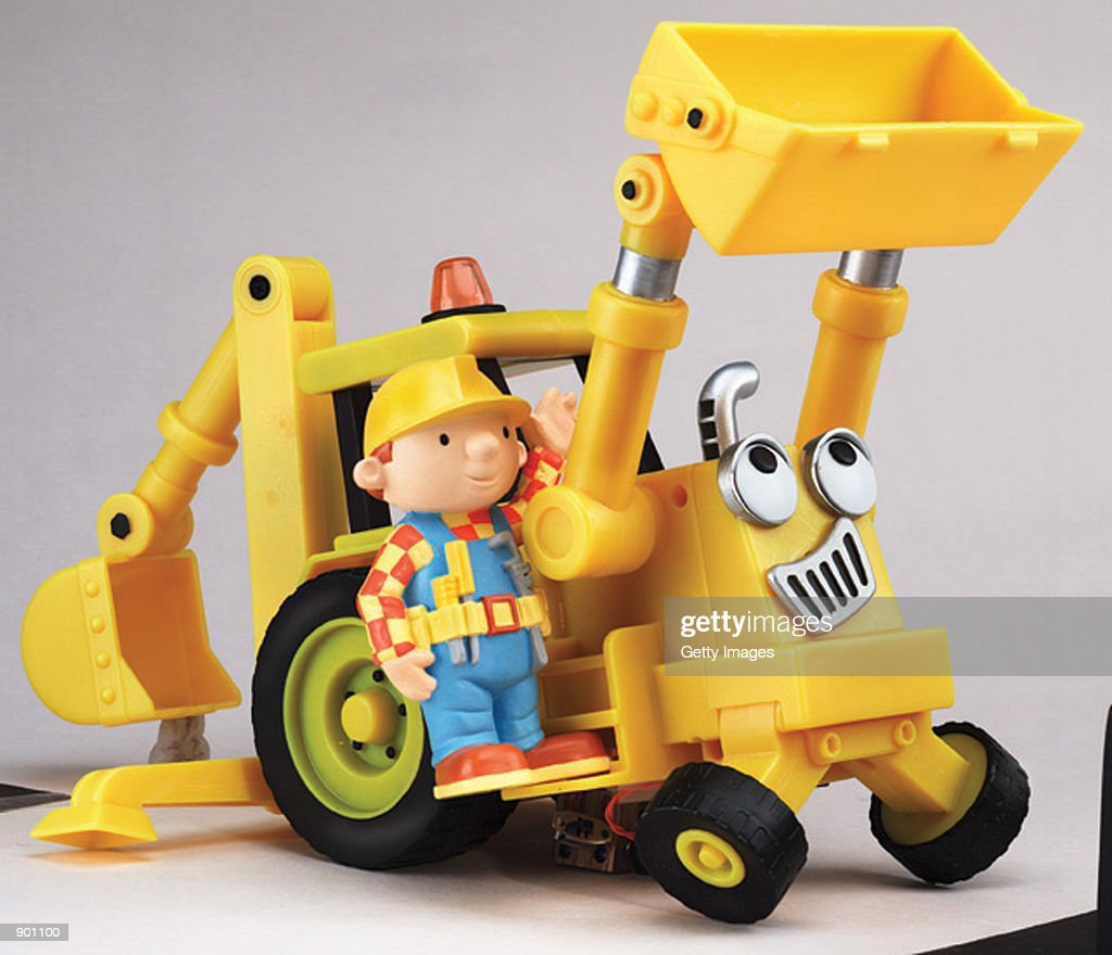Best selling holiday toys for christmas pictures getty images hasbros bob the builder electronic talking scoop is on display in an undated photo the sciox Images