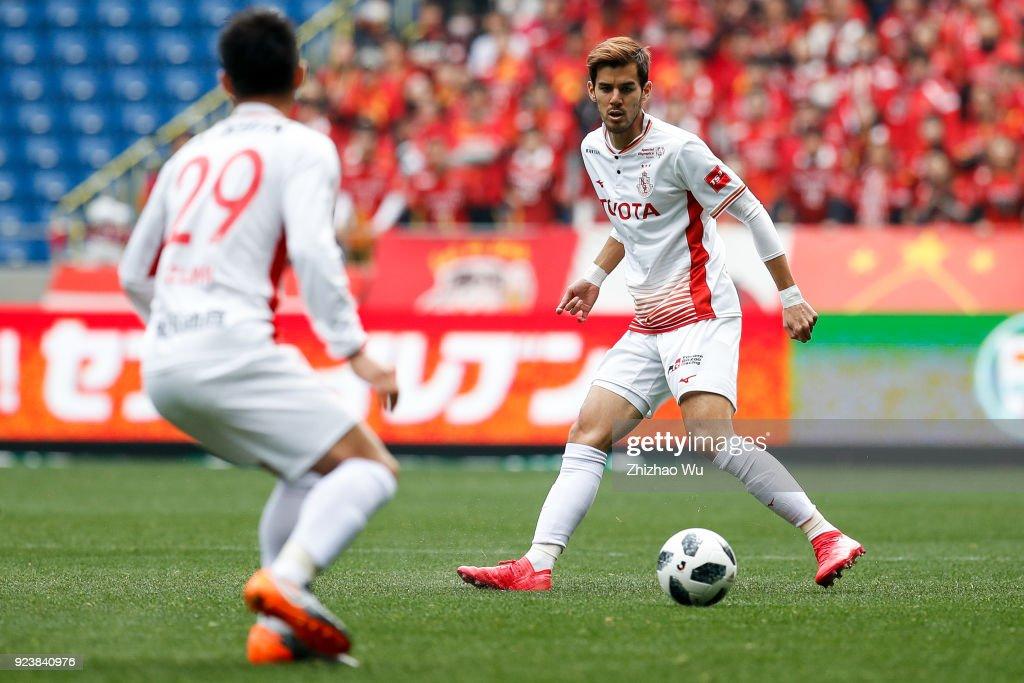 Gamba Osaka v Nagoya Grampus - J.League J1 : News Photo