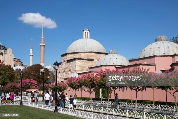 Haseki Hurrem Turkish Bath complex,Sultanahmet square,Istanbul,Turkey