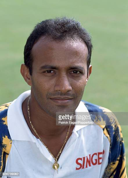 Hashan Tillakaratne of Sri Lanka during the 1998 tour of England at Lord's Cricket Ground London 10th July 1998
