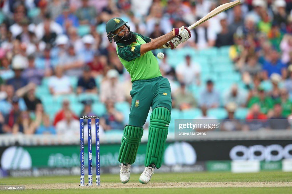 England v South Africa - ICC Cricket World Cup 2019 : Nachrichtenfoto