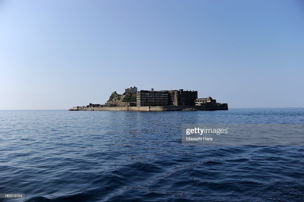 Battleship Island: Place To Visit : News Photo
