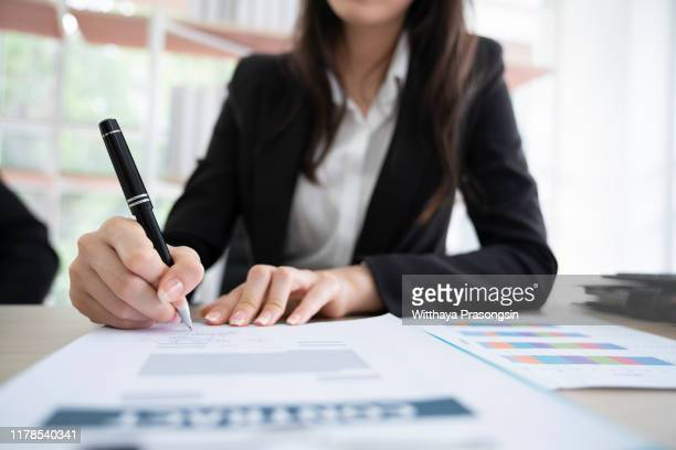 hashing out the terms and conditions of the contract - form filling stock pictures, royalty-free photos & images