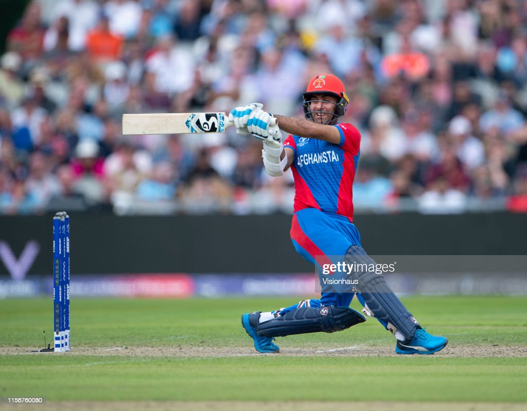 England v Afghanistan - ICC Cricket World Cup 2019 : News Photo