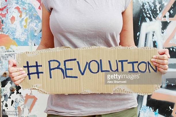 hashtag revolution - defiance stock pictures, royalty-free photos & images