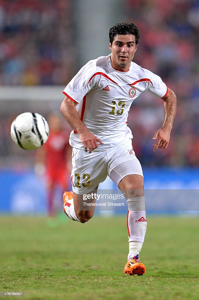 AFC Asian Cup 2015 Qualifier - Thailand v Lebanon : ニュース写真