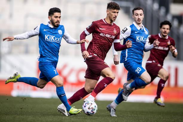 DEU: SV Meppen v Dynamo Dresden - 3. Liga
