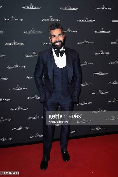 Hassan Ghoneim attends JaegerLeCoultre Polaris Gala Evening at the SIHH 2018 at Pavillon Sicli on January 15 2018 in Les Acacias Switzerland