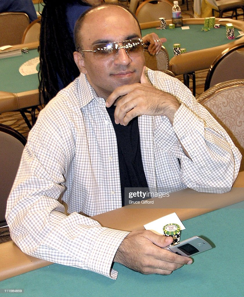 Hassan Habib during 36th Annual World Series of Poker - No-Limit Hold'em at Rio Hotel in Las Vegas, Nevada, United States.