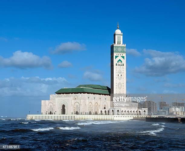 ハッサン二世モスク - モスク ストックフォトと画像