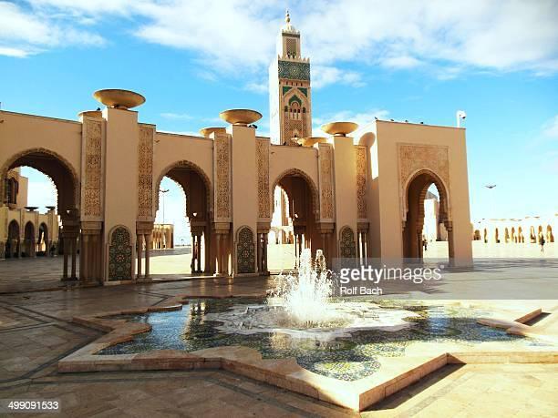 Hassan II-Moschee
