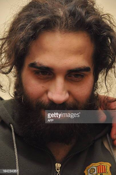 Hassan Srour a Lebanese citizen who was captured by Syrian security forces after infiltrating the country to fight alongside rebel forces is...