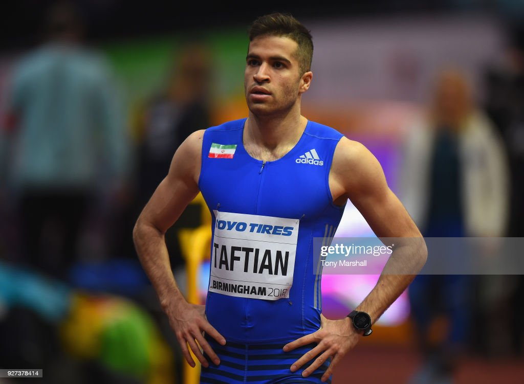 IAAF World Indoor Championships - Day Three : Fotografia de notícias