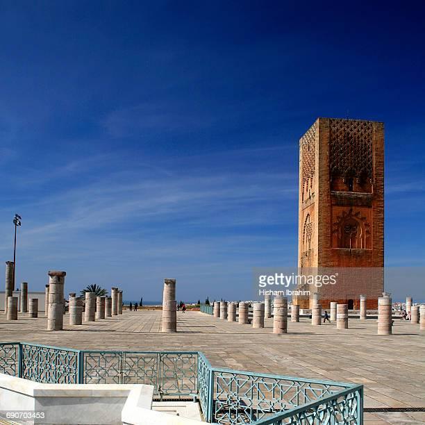 Hassan Tower - Rabat, Morocco