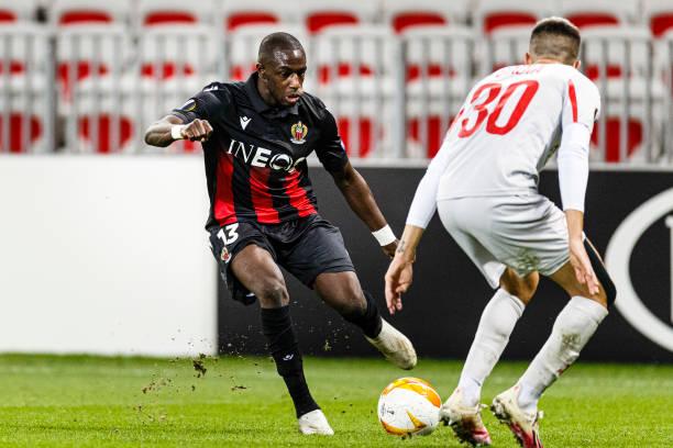 FRA: OGC Nice v Hapoel Be'er Sheva: Group C - UEFA Europa League