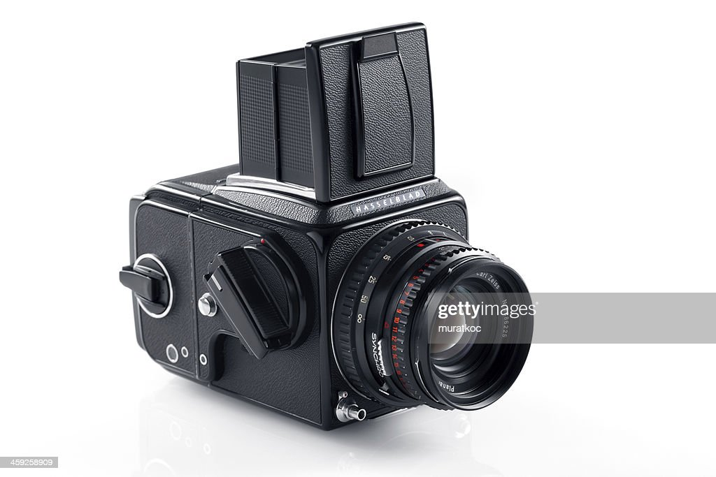 Hasselblad 500cm Stock Photo - Getty Images