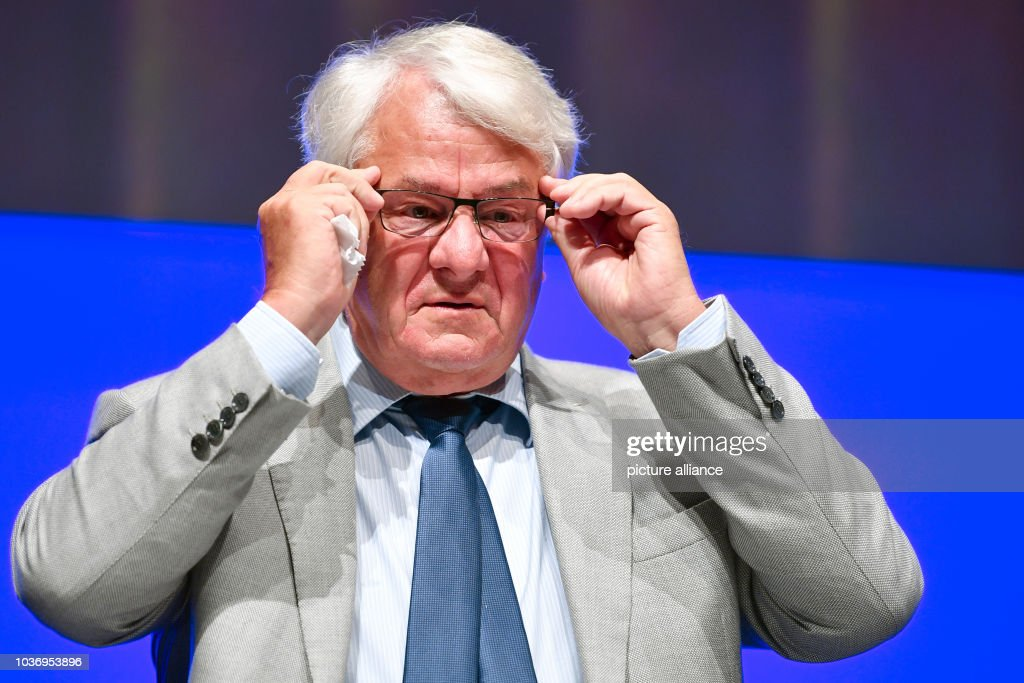 SAP general meeting in Mannheim : News Photo
