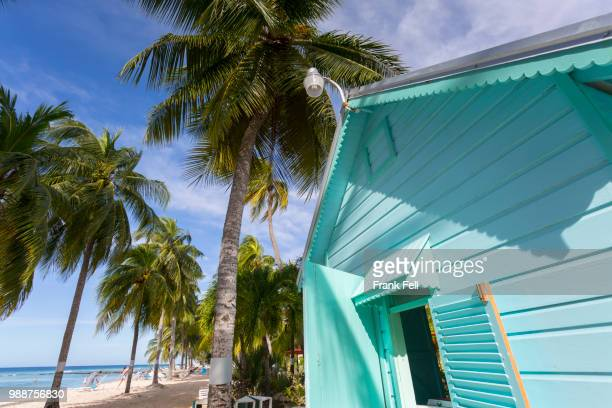 hastings beach, christ church, barbados, west indies, caribbean, central america - bridgetown barbados stock photos and pictures