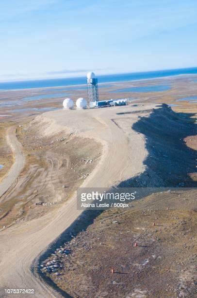 Hat Island Radar Station