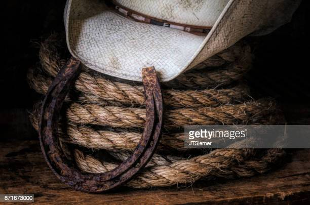 Hat Rope Horseshoe