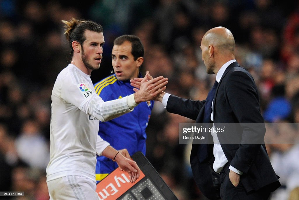 Real Madrid CF v RC Deportivo La Coruna - La Liga : News Photo