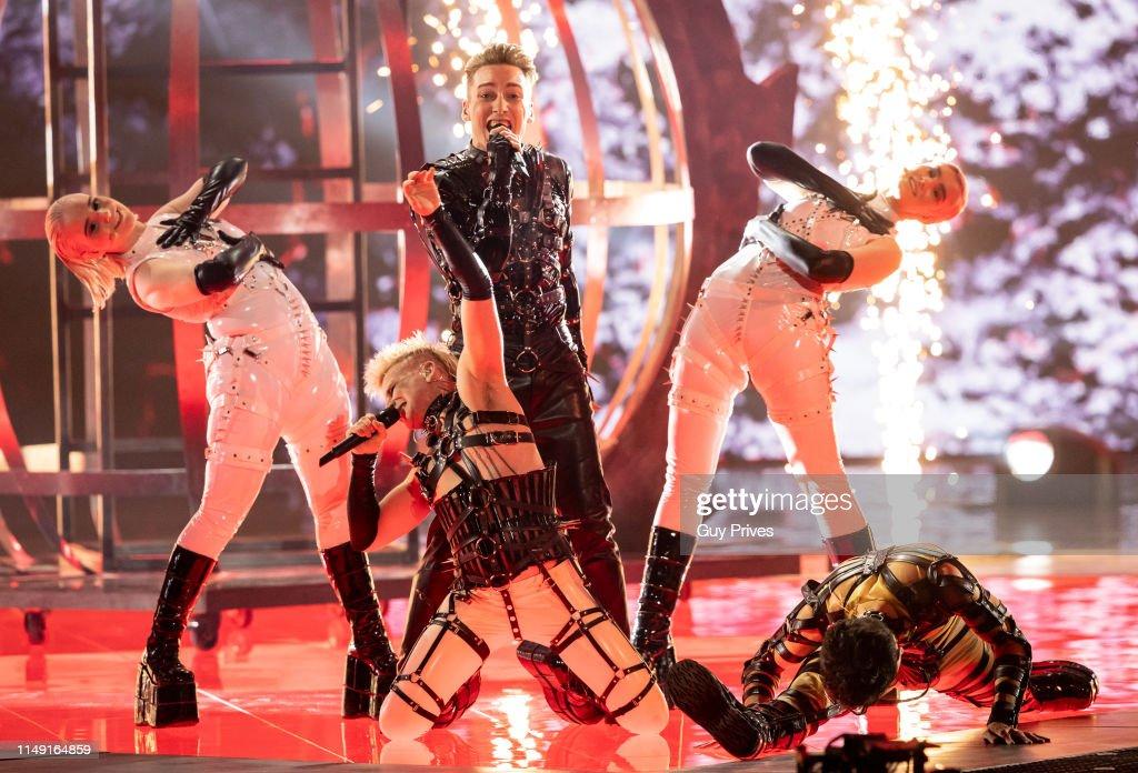 Eurovision Song Contest 2019 - Semi Final : News Photo