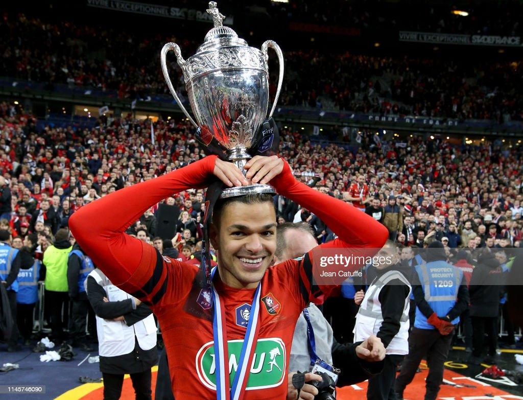 Stade Rennais vs Paris Saint-Germain - Coupe de France Final : News Photo