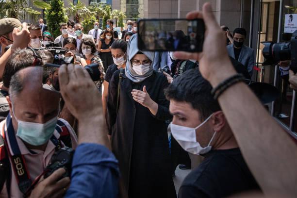 TUR: Jamal Khashoggi Murder Trial Begins In Istanbul