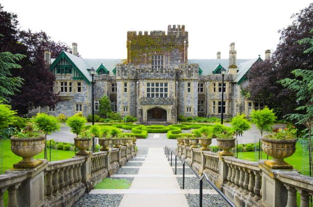 Hatley Castle of Royal Roads University