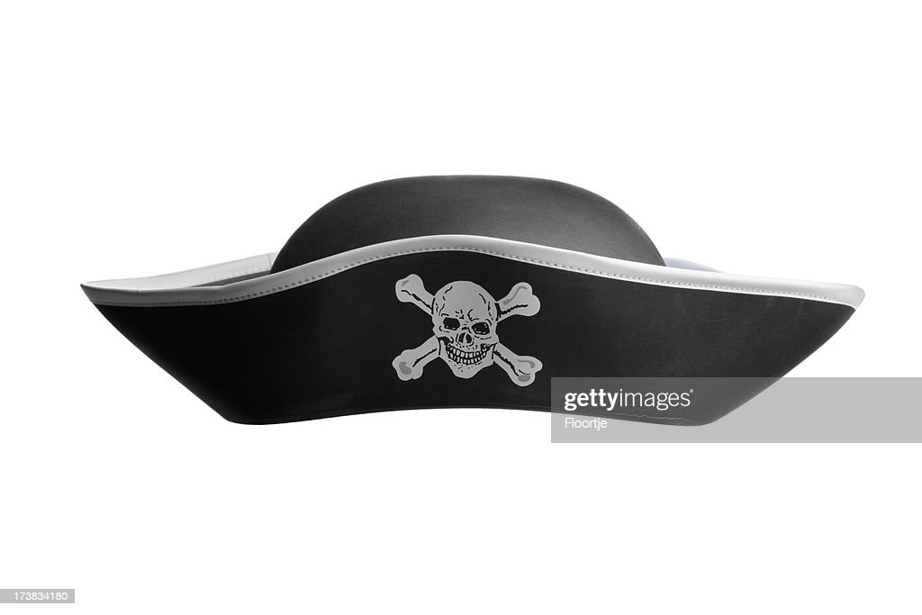 Hats: Pirate Hat : Stock Photo