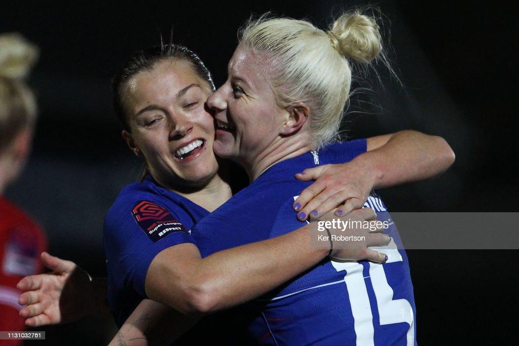 GBR: Chelsea Women v Bristol City Women - FA WSL