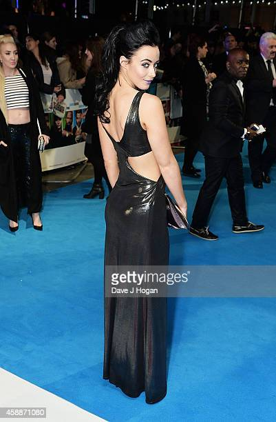 Hatty Keane attends the UK Premiere of Horrible Bosses 2 at Odeon West End on November 12 2014 in London England