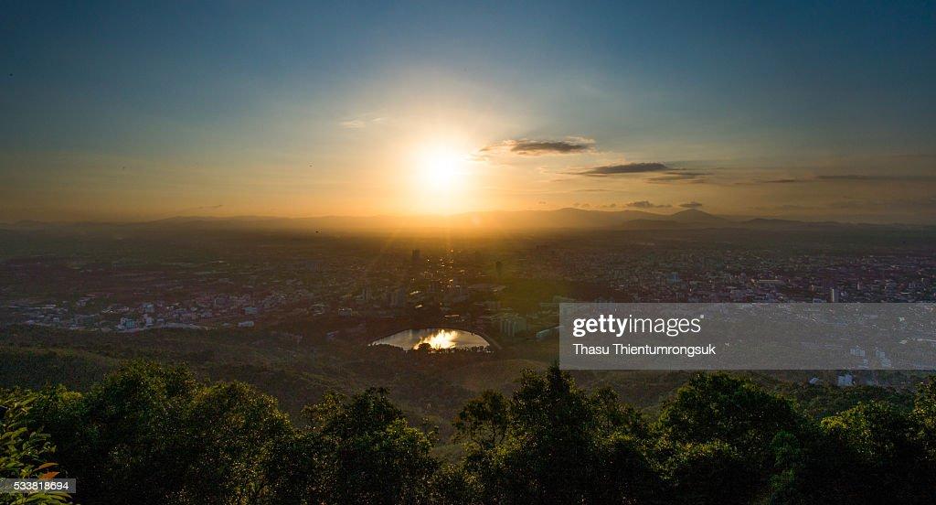 Hatyai city,Songkhla,Thailand : Foto stock