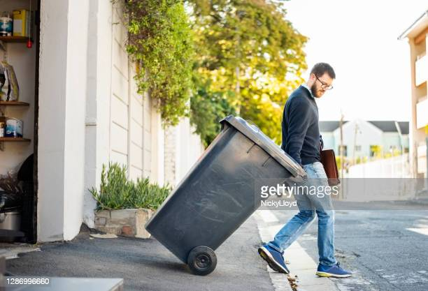 hauling garbage - removal stock pictures, royalty-free photos & images