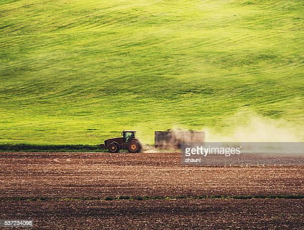 Hauling the Hay