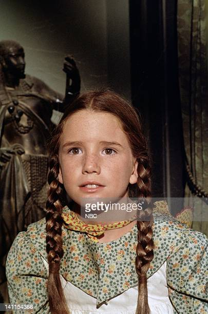 PRAIRIE Haunted House Episode 5 Aired Pictured Melissa Gilbert as Laura Elizabeth Ingalls Wilder Photo by Ted Shepherd/NBCU Photo Bank